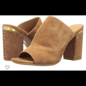 Calvin Klein Women's Cicelle Dress Sandal SZ 10